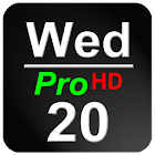 Date In Status Bar HD Pro icon