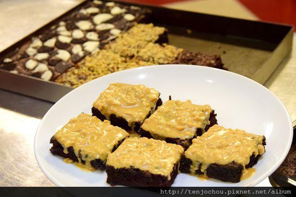 公館 coco.Brownies可可布朗 超幸福甜點
