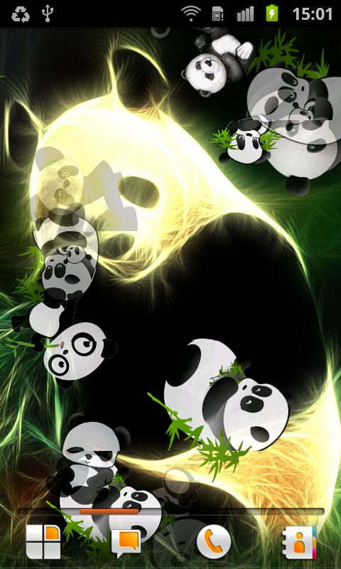 Oso Panda Fondo Animado - Aplicaciones Android en Google Play