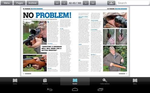 Airgun World Magazine- screenshot thumbnail
