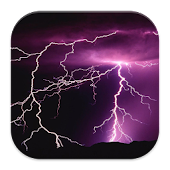 Thunderstorm HDR Wallpaper