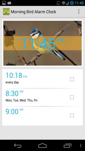 Morning Bird Alarm Clock - v2 v2.0 APK