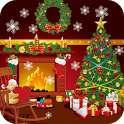 Christmas Cute Live Wallpaper icon