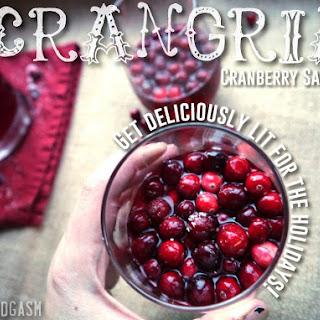 Crangria (aka Cranberry Sangria)