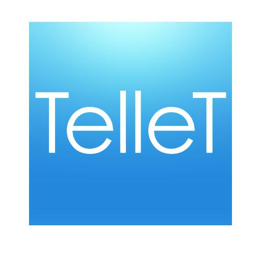 TelleT LOGO-APP點子