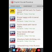 English Soccer Roundup