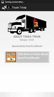 Truck Trivia for better routes- screenshot thumbnail