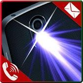 FlashLight Alert on Call & SMS