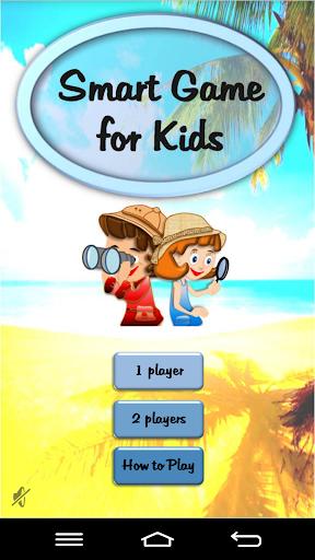為孩子聰明的遊戲