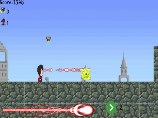 Super Shooter - SuperMen Edit