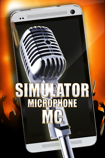 Simulator microphone mc