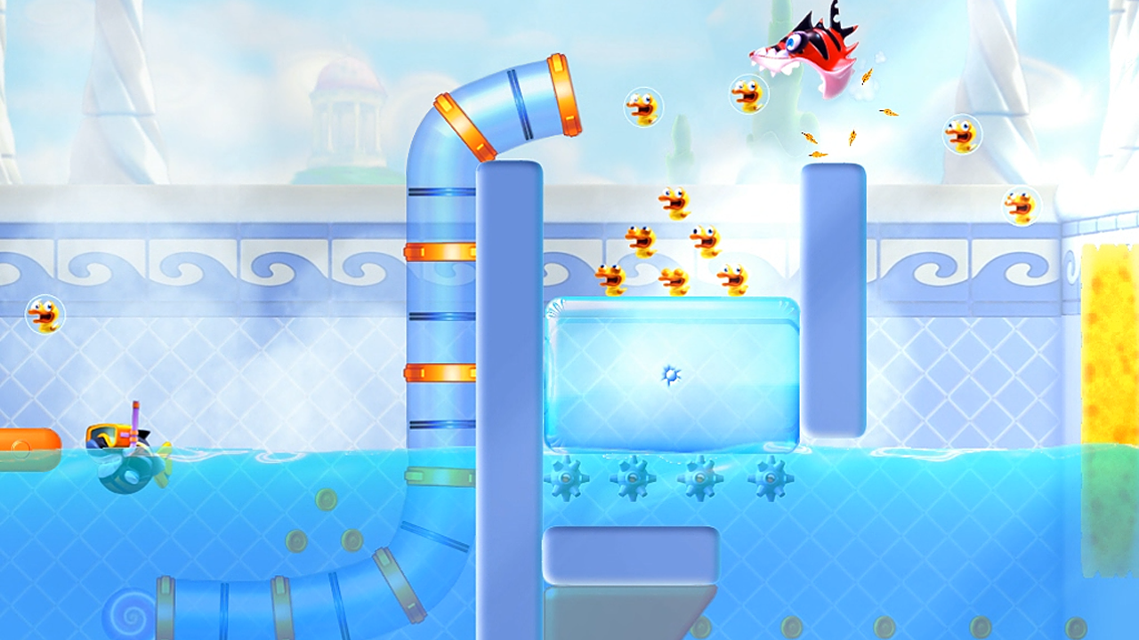 Shark Dash - screenshot