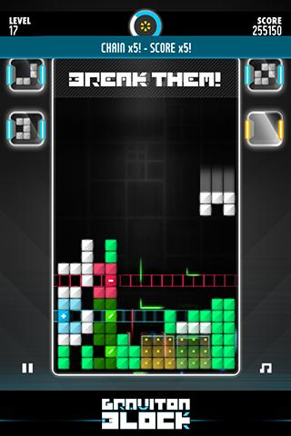 Graviton Block - screenshot