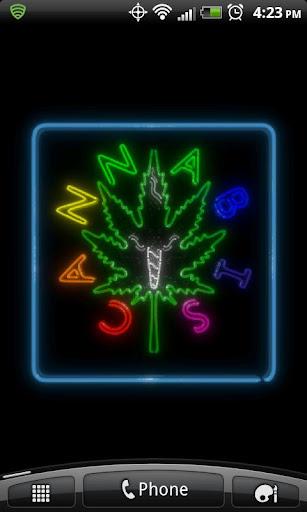 Neonnabis DEMO Live Wallpaper