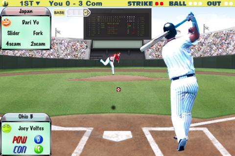 BVP Baseball 2011 Lite - screenshot