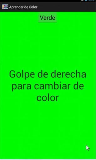 Nino a Aprender de Color