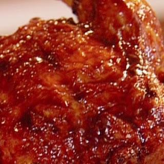 Hoisin-Glazed Cornish Hen
