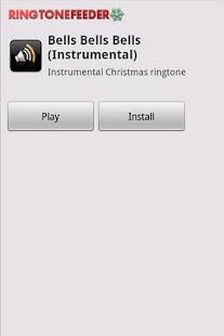 Greatest Christmas Ringtones- screenshot thumbnail