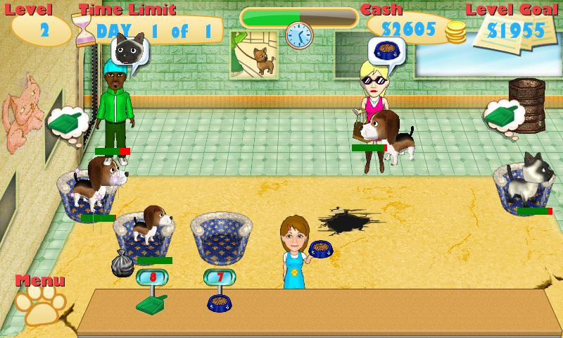 Pets Fun House- screenshot