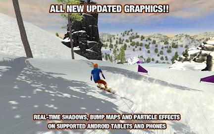 Crazy Snowboard Pro Screenshot 1