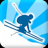 Extreme Ski Race Adventure
