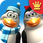 Talking P. & P. Penguin AdFree icon