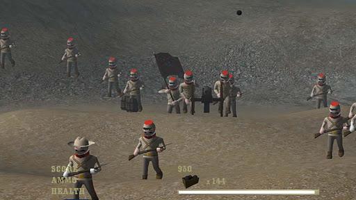 Cannon Defense : US Civil War v1.0