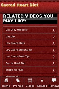 Sacred Heart Diet - screenshot thumbnail