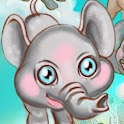 Kid's song - Flying elephants icon