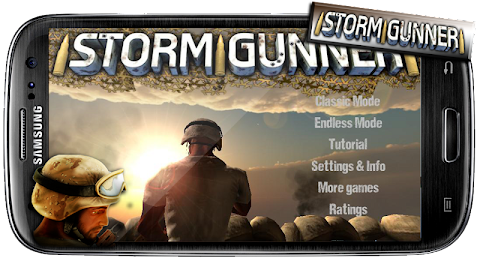 Storm Gunner HD: War Combat Screenshot 3