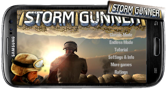 Storm Gunner HD: War Combat - screenshot thumbnail