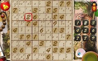 Screenshot of Sudoku Samurai HD