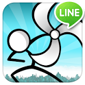 LINE cartoon wars icon