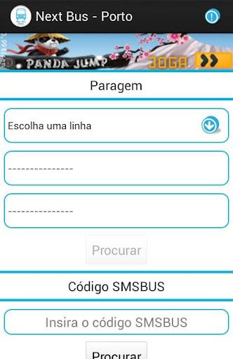 Next Bus - Porto
