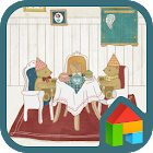 Playhouse dodol launcher theme icon