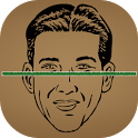 Facial Scanner Lie Detector icon