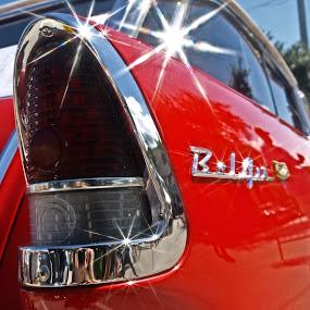 BelAir Star by Kimmarie Martinez - Transportation Automobiles