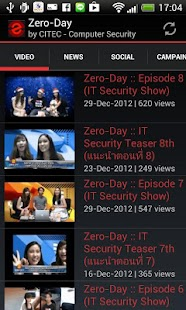 ZeroDay - screenshot thumbnail
