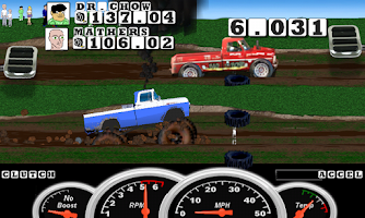 Screenshot of Mud Bogging