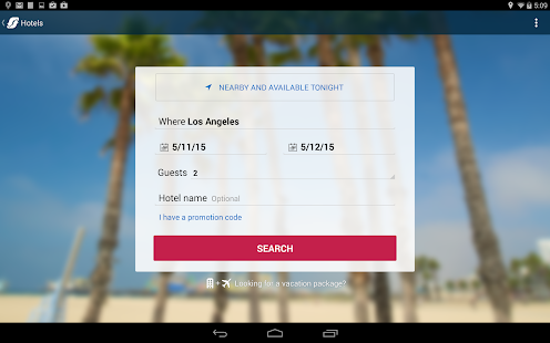 Orbitz - Flights, Hotels, Cars Screenshot 15