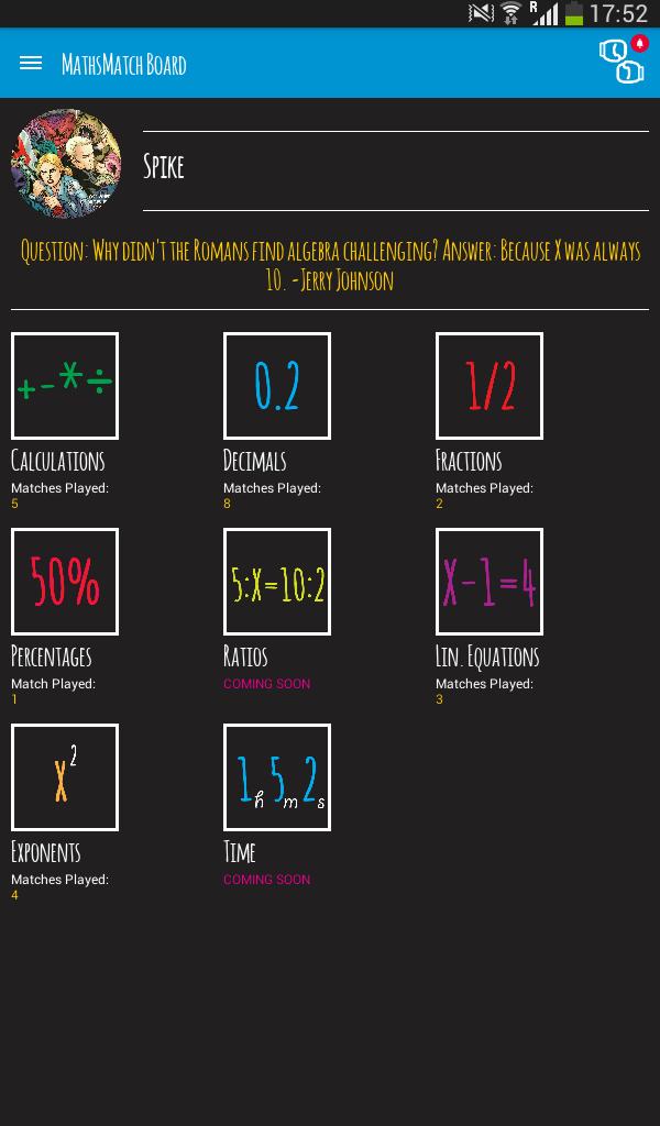 Maths Match screenshot #22