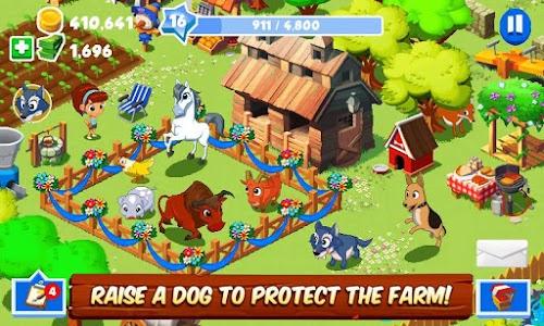 Green Farm 3 v4.0.6 (Mod Money)