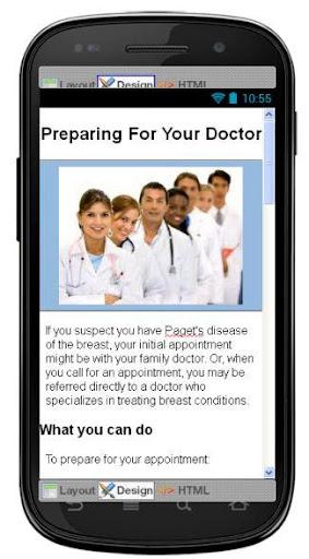 免費醫療App|Pagets Of The Breast Disease|阿達玩APP