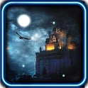 Gothic Moon HD Live Wallpaper icon