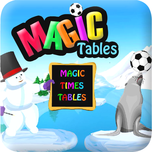 Magic Times Tables LOGO-APP點子