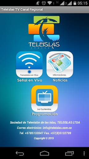 TeleIslas TV San Andres Islas
