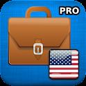 Business English Quiz Pro icon