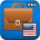 Business English Quiz Pro icon