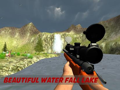 3D Jungle Sniper Hunting - náhled