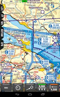 PocketFMS EasyVFR for Pilots- screenshot thumbnail
